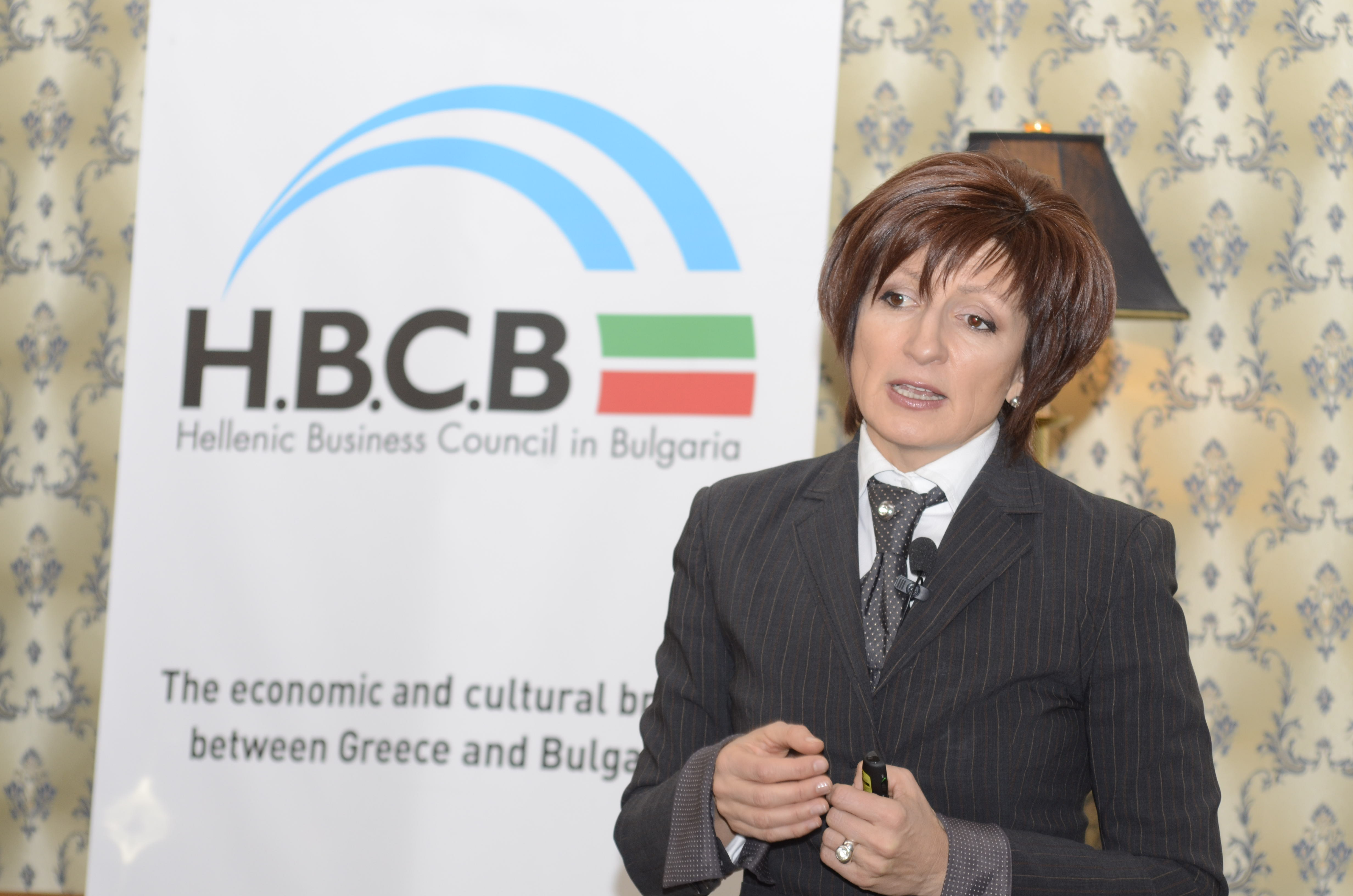 Public Sector Director for Central Eastern Europe in Hewlett-Packard stimulated the thinking of what managers could do in Bulgaria
