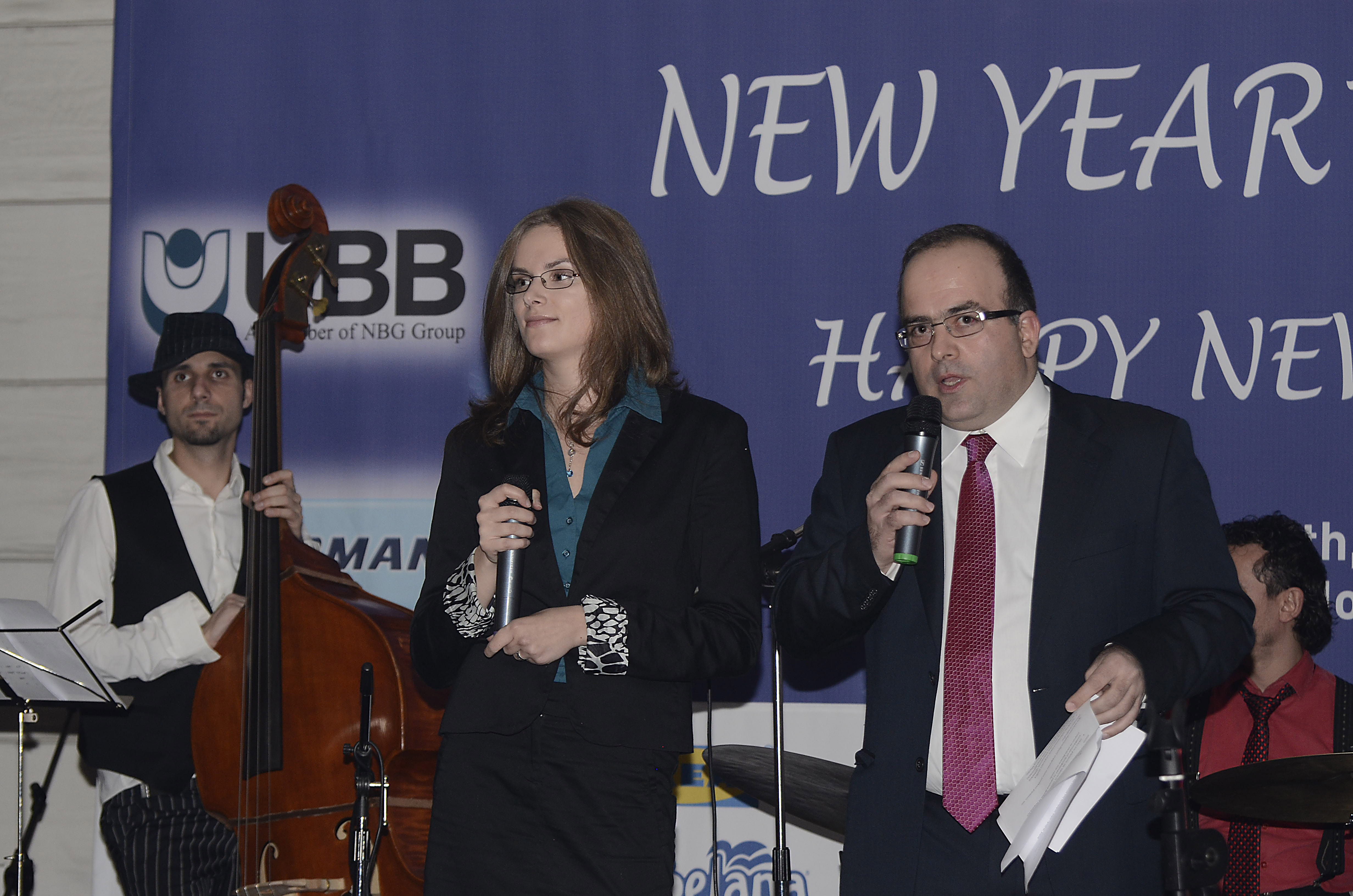 HBCB marked the beginning of the new 2012 with unforgettable party