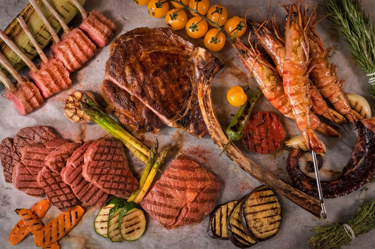 Surf and Turf Festival - The Finest BBQ of the Year at Kempinski Hotel Grand Arena Bansko