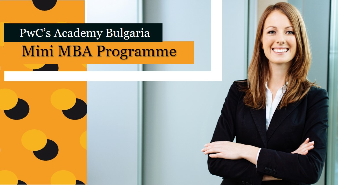 PwC Mini MBA Programme – Early Bird Registration is Open until 8 March 2021