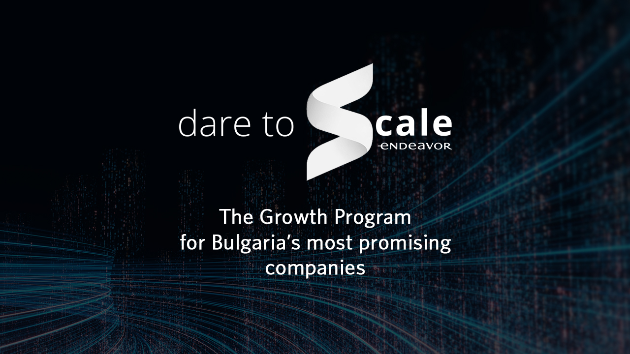 Endeavor's Dare to Scale 2021 programme is now open for application